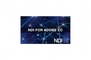 NDI for Adobe CC