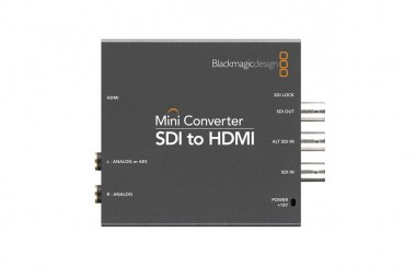 Routers / Converters | Sdi to hdmi mini conv