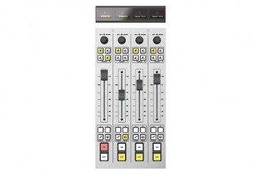IP Consoles | Axia fusion 4fader module