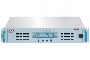 FM Exciters and Transmitters | Rvr pj502c-lcd