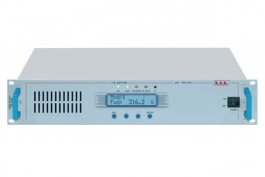 FM Exciters and Transmitters | Rvr tex100lcd/s