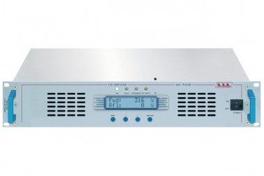 FM Exciters and Transmitters | Rvr pj300c-lcd